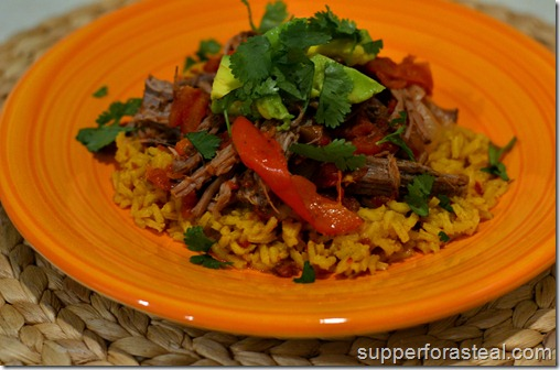 Cuban Braised Beef - Supper for a Steal