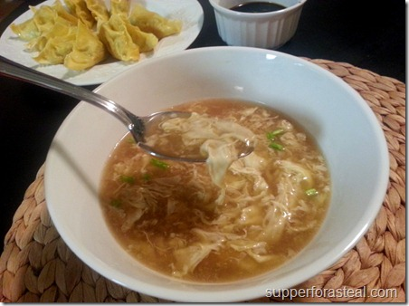 Egg Drop Soup - Supper for a Steal