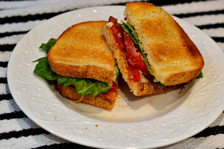 Jalapeno Ranch Blt Supper For A Steal