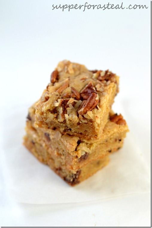 Congo Bars - Supper for a Steal