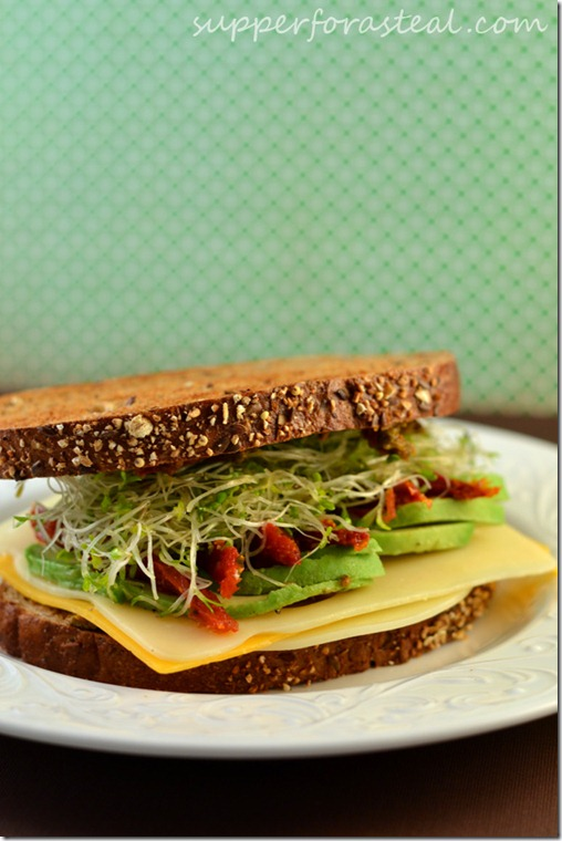 Emeril's Three Cheese Veggie --- Supper for a Steal