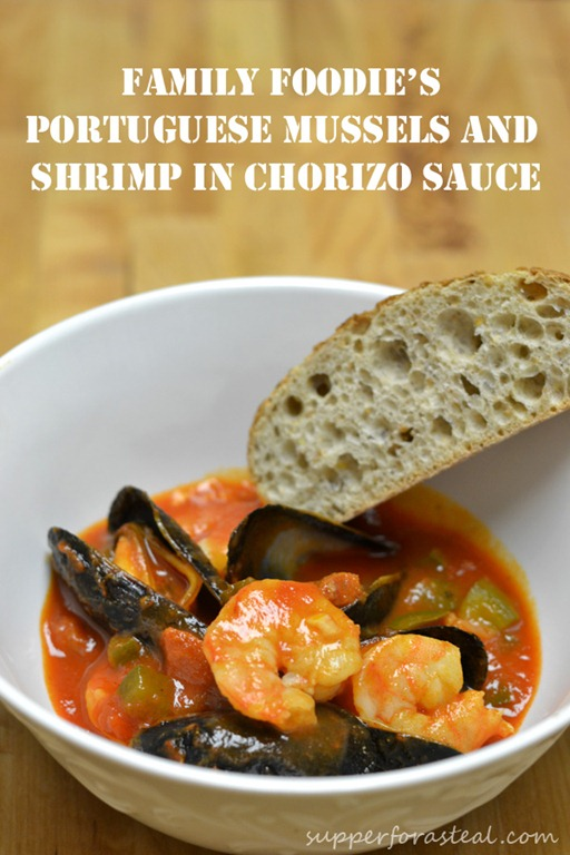 Garlicky Prawn, Clam And Chorizo Pot Recipes — Dishmaps