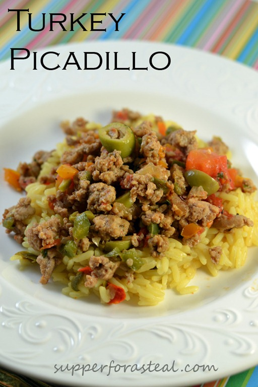 turkey picadillo turkey and mango picadillo leftover turkey picadillo ...