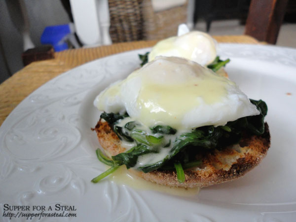 Florentine Benedict - Supper for a Steal