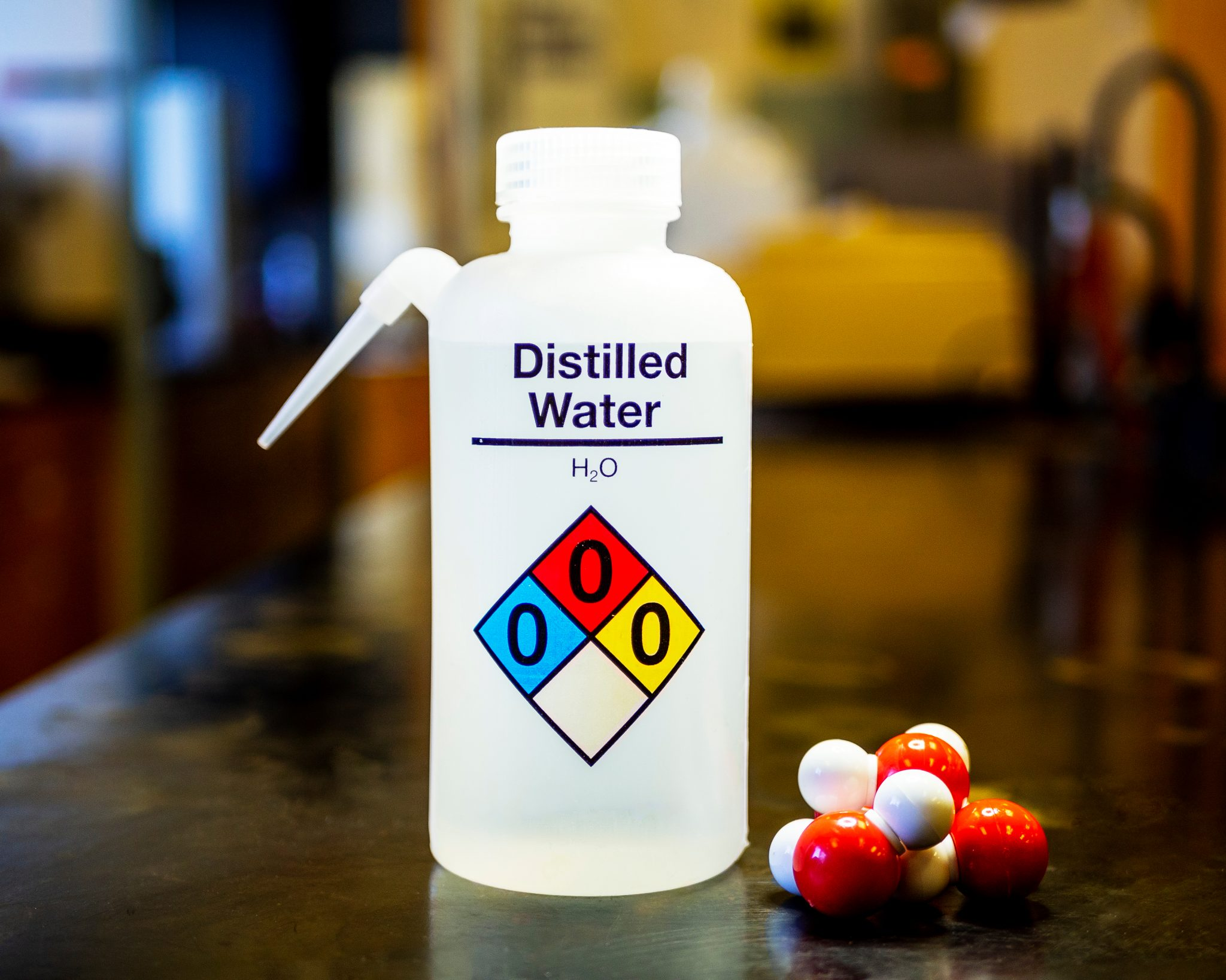 How long does distilled water last? Can it go bad?