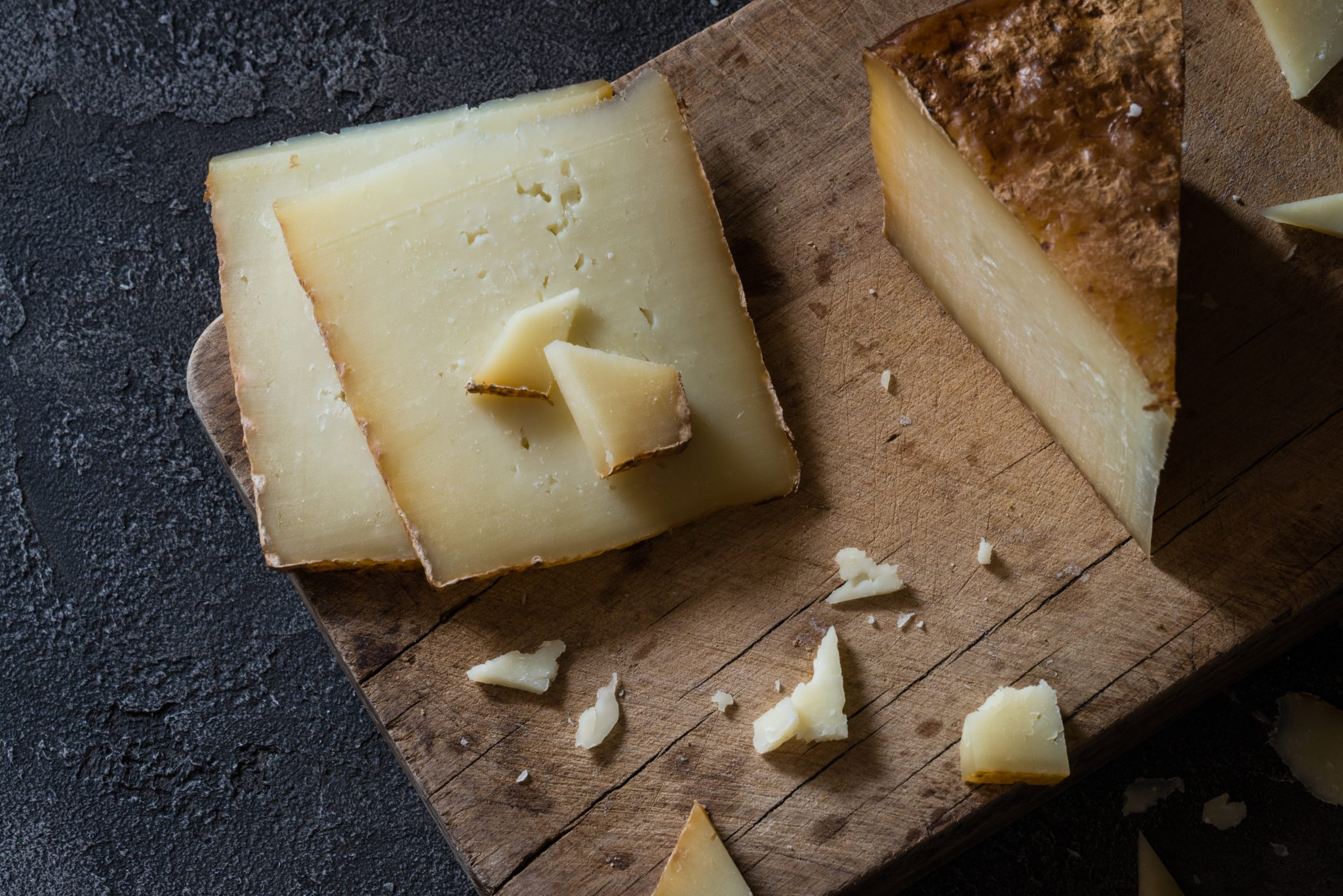How Long Does Hard Cheese Last? Can It Go Bad?
